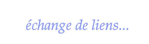 Logo échange de liens